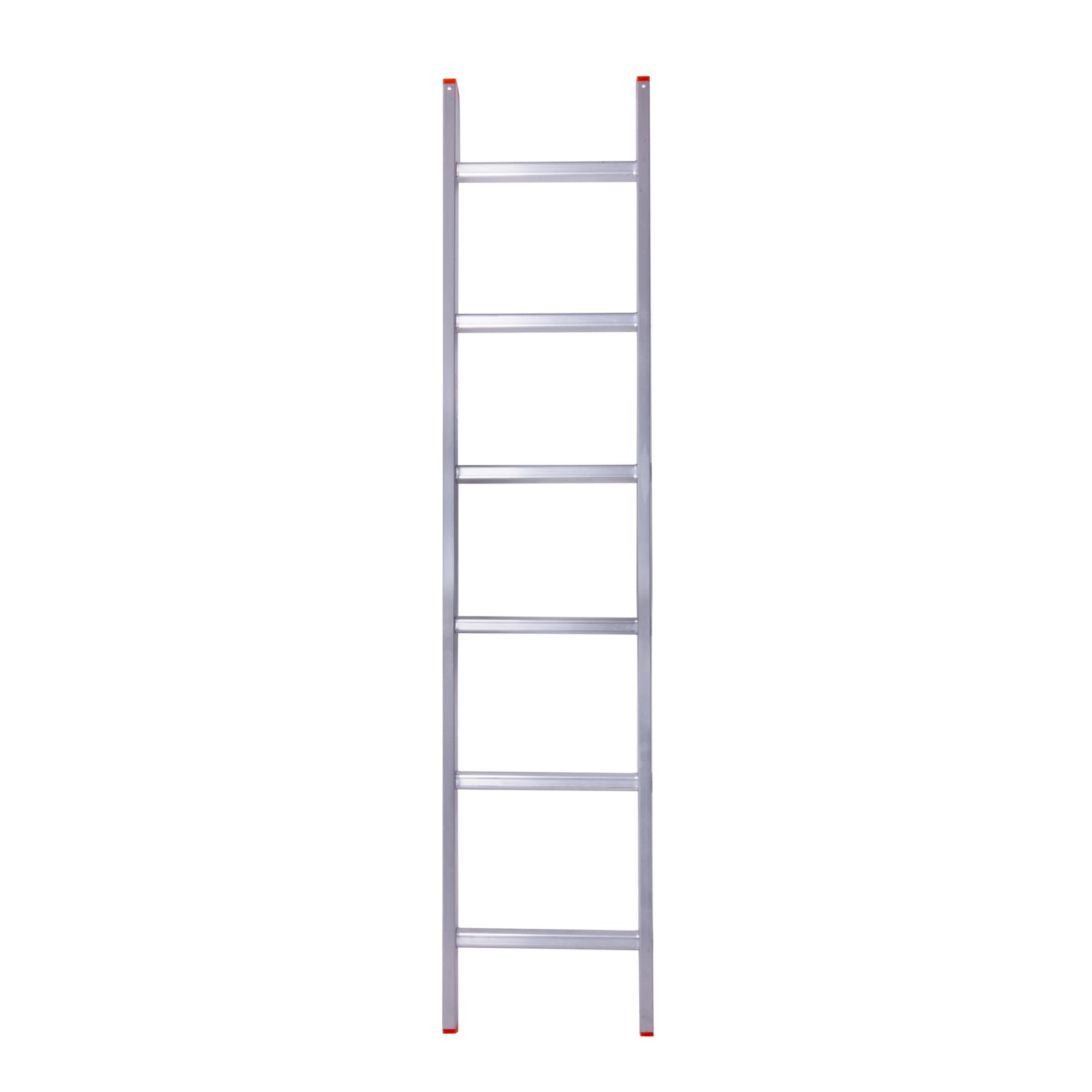 Лестница приставная алюминиевая 6 ступенек
