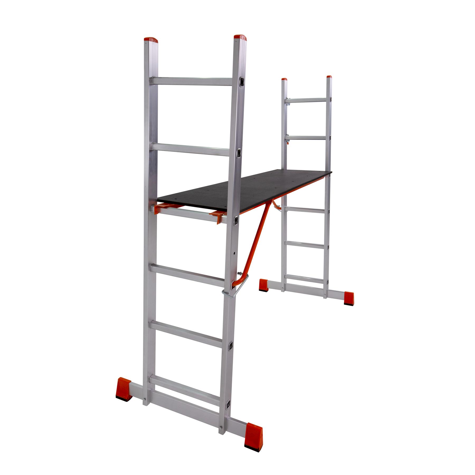 Лестница помост 2x6 ступенек