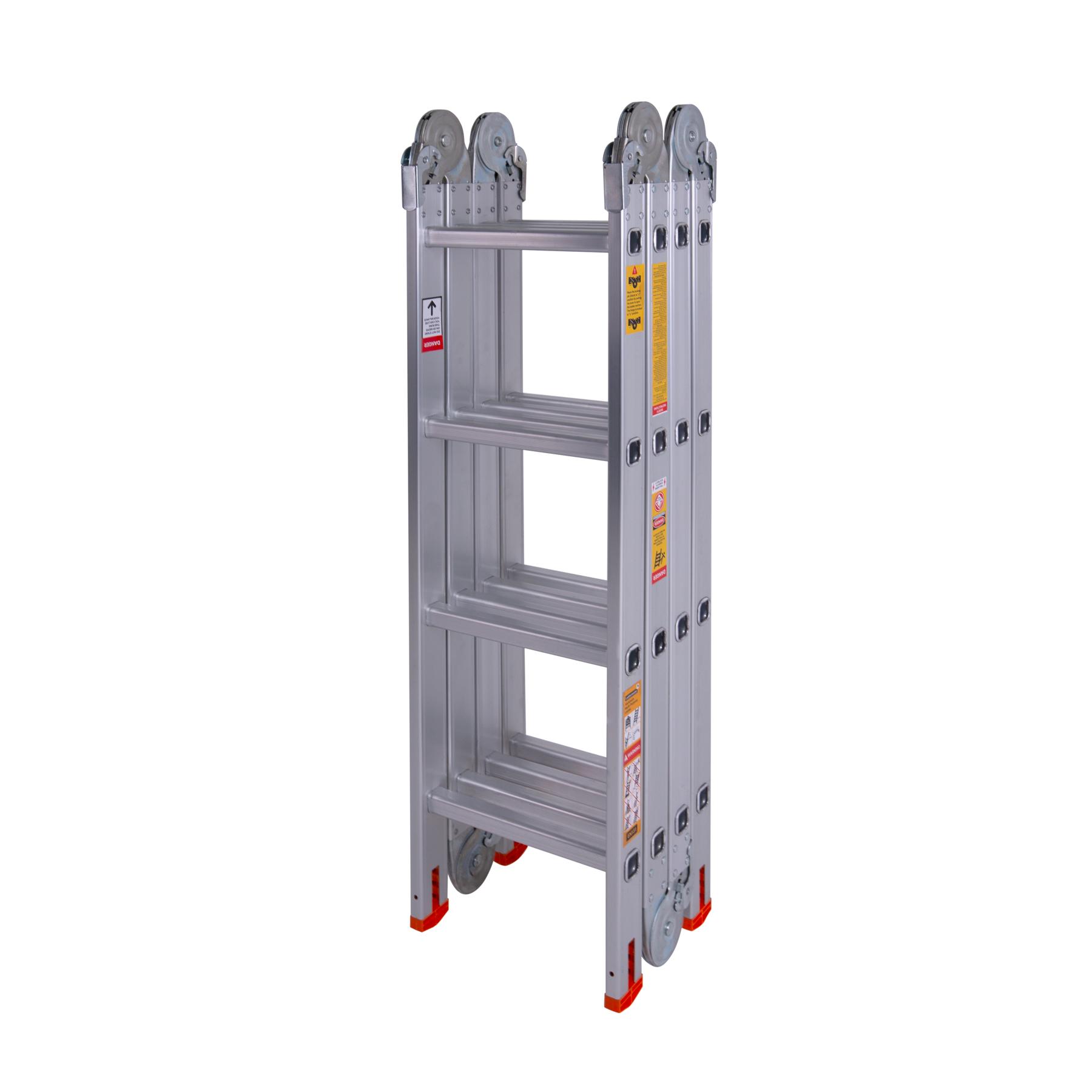 лестница трансформер в сложенном виде