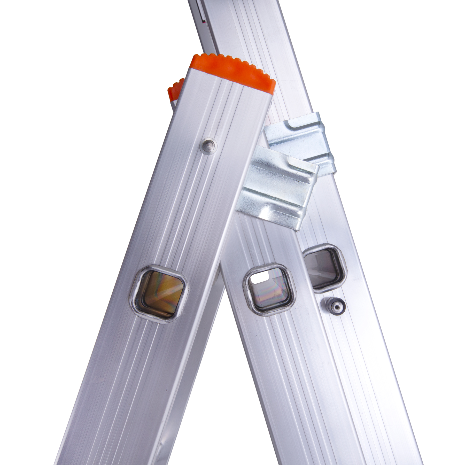 узлы трехсекционной лестницы
