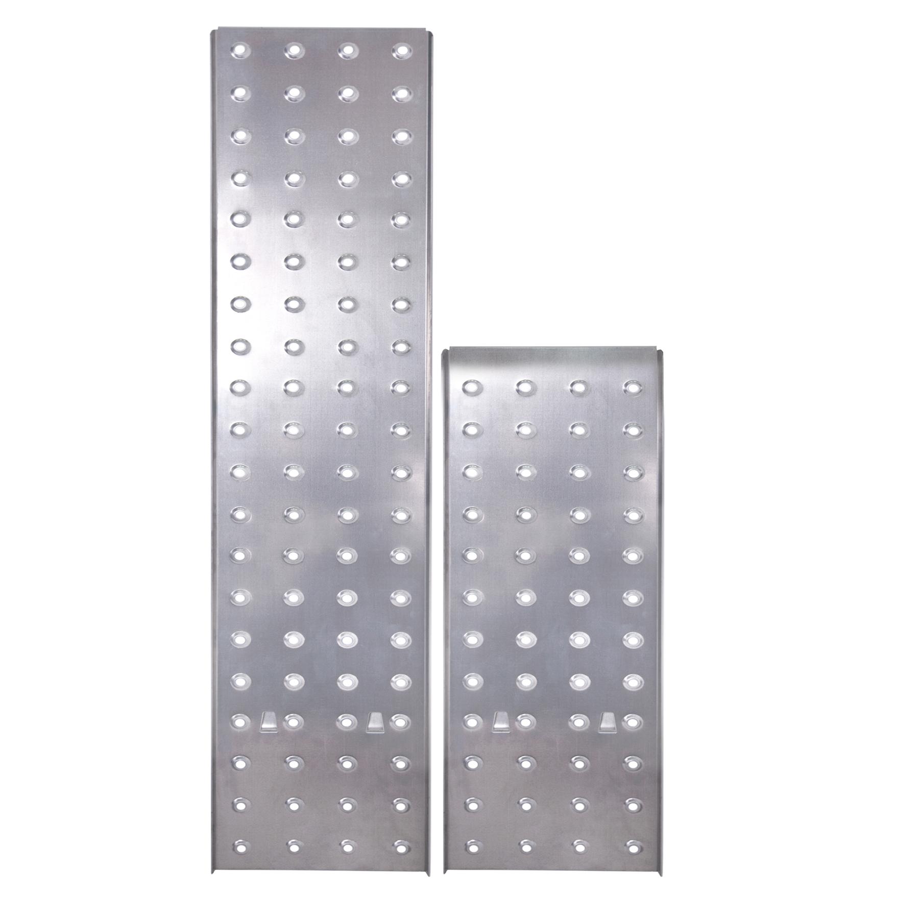 Платформа стальная для лестницы трансформера на 5 ступенек
